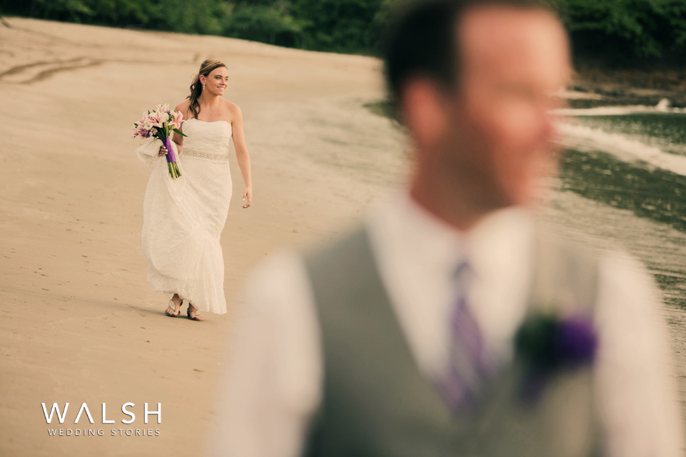 dreams las mareas costa rica wedding photographer- photos of beach wedding