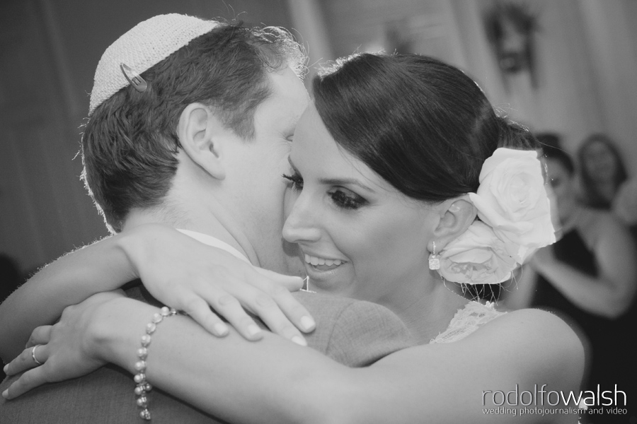 First dance at the Palms Hotel