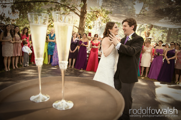 Rodolfo Walsh wedding photographer