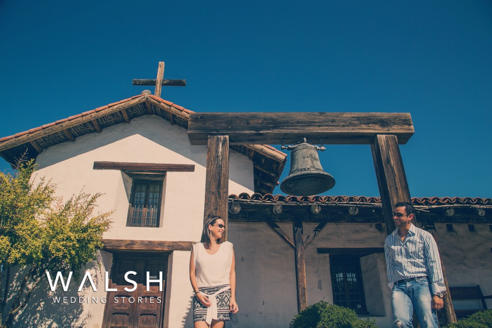 Sonoma mission wedding photographer