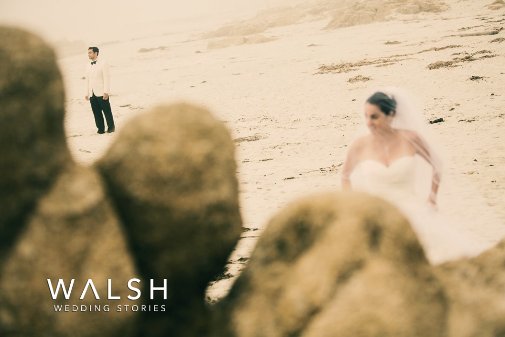 Pebble Beach wedding photographers