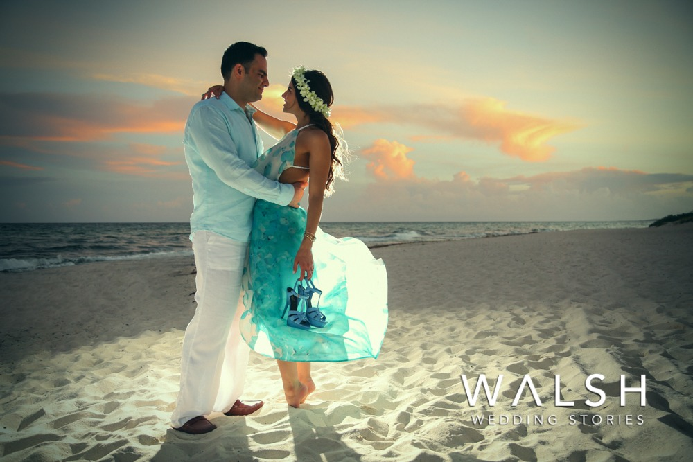Playa del Carmen wedding photographer and videographer