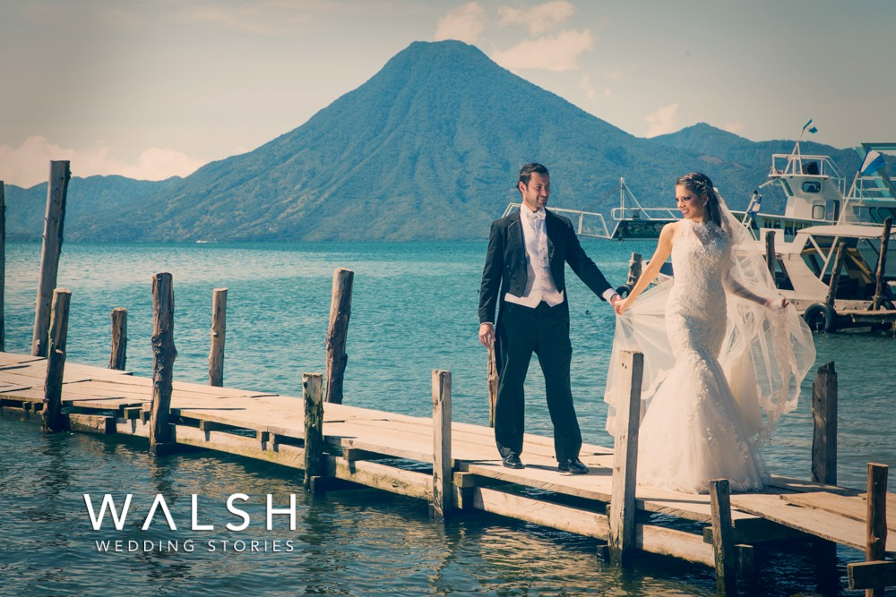 Lake Atitlan wedding photographer and videographer. Panajachel wedding photographers