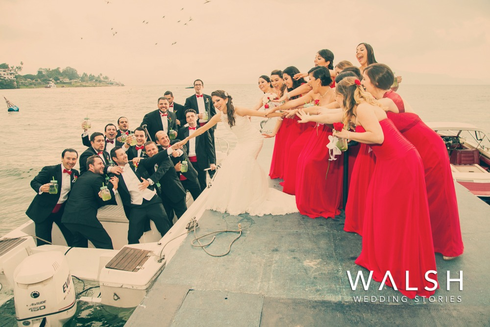 Destination weddings Lake Atitlan
