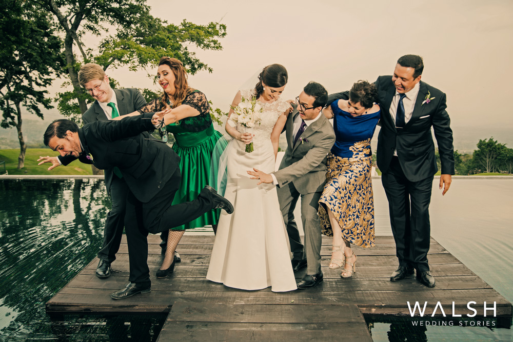 wedding in la reunion golf resort Antigua