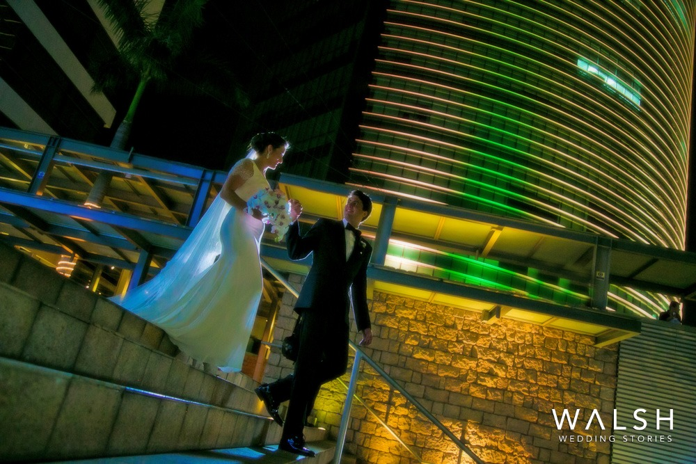 Fotos de boda en World trade Center San Salvador