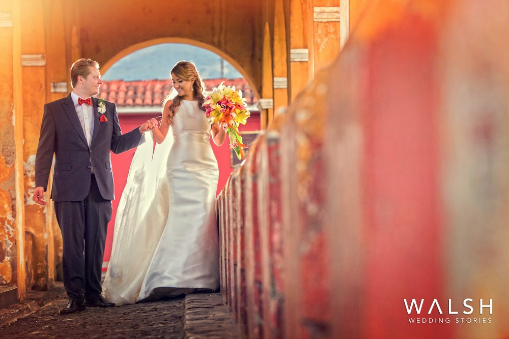 Antigua Guatemala wedding photographers