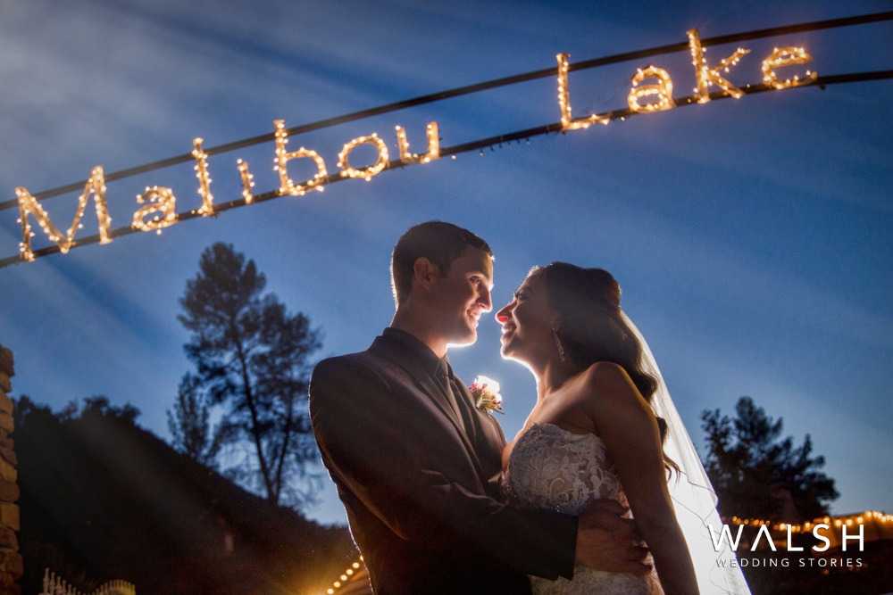 Malibu Los Angeles wedding photographer videographer