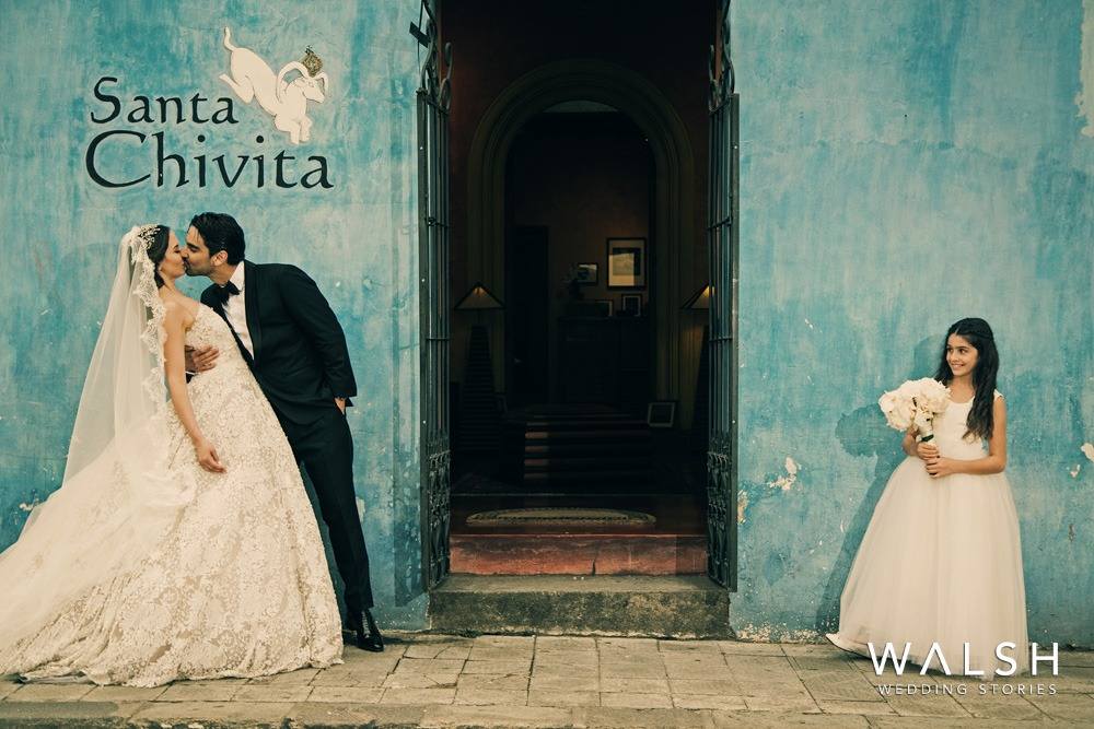 Top wedding photographers in Antigua Guatemala
