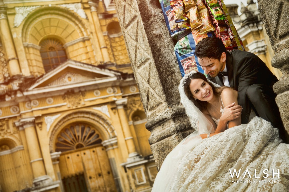 wedding photos antigua guatemala