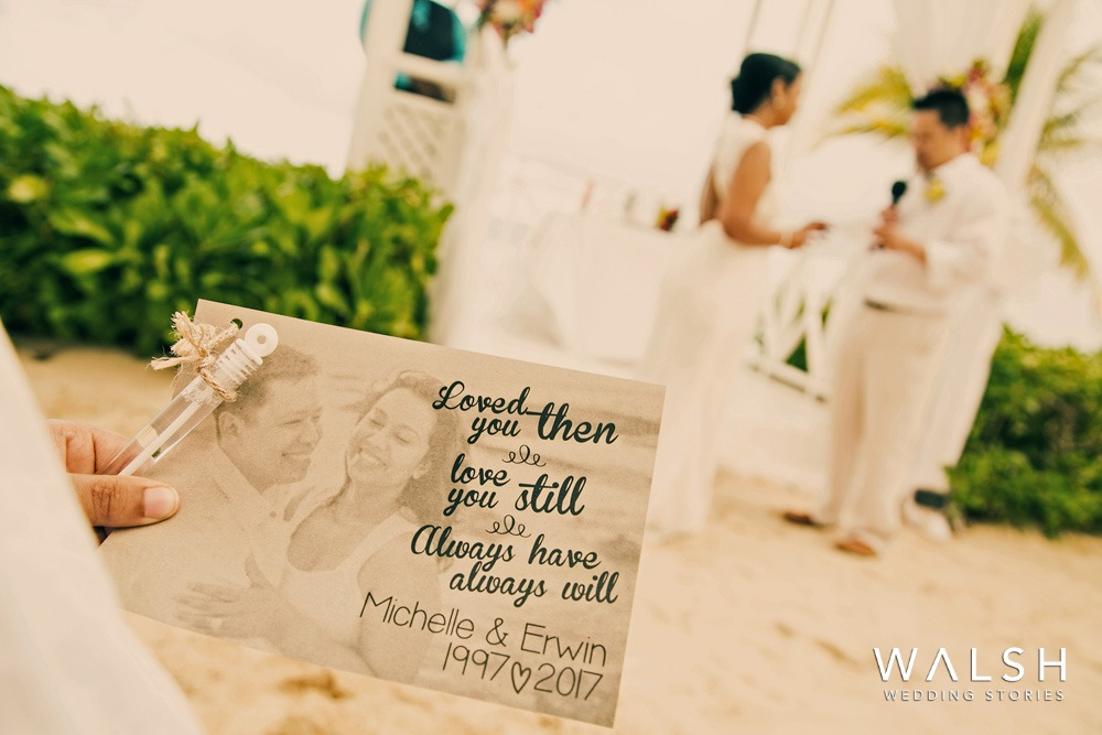 Jamaica wedding vow renewal photographer