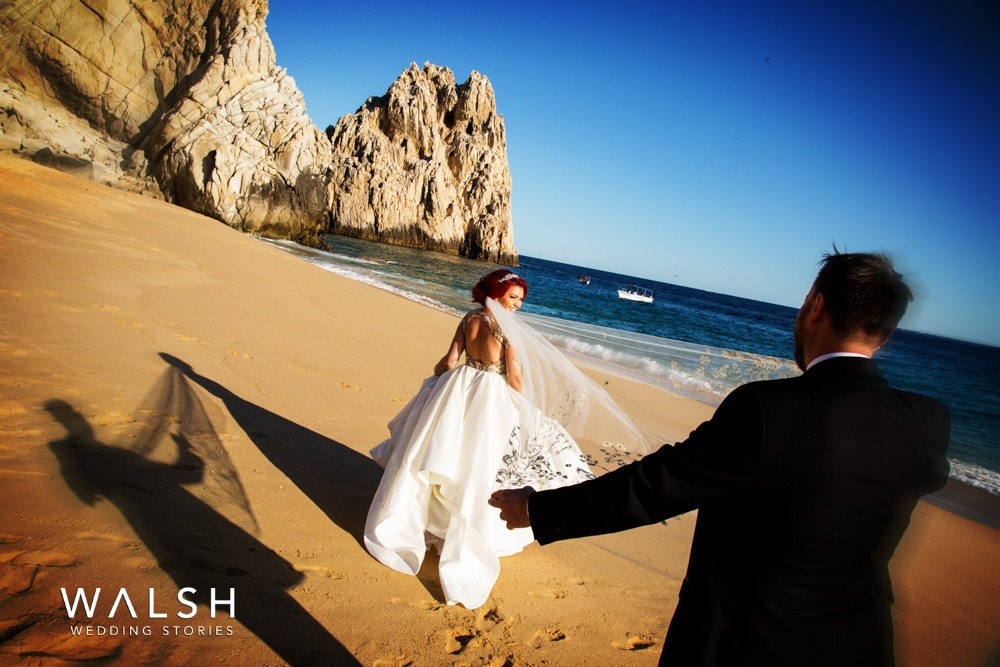wedding photographers in Cabo San Lucas